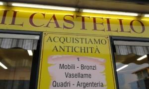 Antichità Il Castello di Vincenzo e Giancarlo