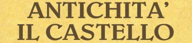 IL CASTELLO ANTICHITA' Logo