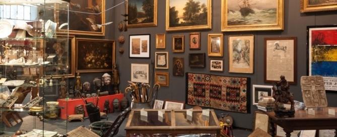 Fiera del collezionismo e delle curiosità d'antiquariato